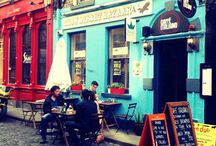 Lovely Temple Bar / Walking around Temple Bar, some views of this vibrant district
