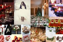 Themes and Colour Schemes / Here are some moodboards I have created for some wedding inspiration.