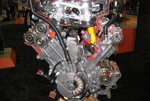 Budowa silników / konstrukcja