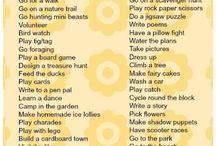 aktiviteter til barna