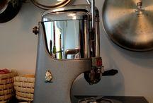 Caravel Espresso Maker / Beautiful Espresso Machine from Milano