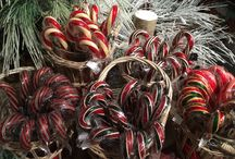 Candy Canes at Dream Weaver