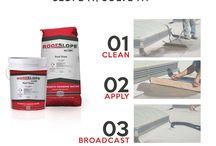 RoofSlope / Eliminate Ponding Water