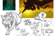 Animales / Caricatura
