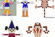 beaded character days