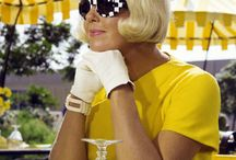 Style Icons. Class Never Goes out of Style. / by Robin Fretwell - The Dixie Pixie
