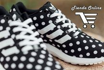 sneakers asidas flux