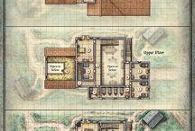 Fantasy map tiles