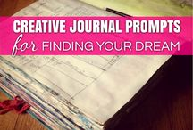 Creative Journal Prompts