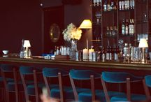 Out for a Drink / Follow NEOZ Cordless Lamp to some the coolest bars and lounges around the world