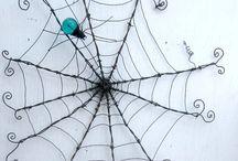 Pavučiny a pavoučci