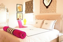 bedroom design / by Regan Hampton