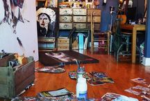 The Studio / by Chris Voeller Creative Concepts