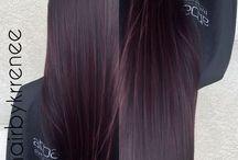Χρώματα που θελω να κάνω στα μαλλιά μου