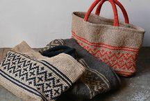 Tapestry crochet-gobelínové háčkování