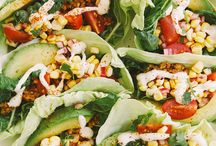 Mexican vegetarian foods