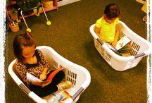 Children: fun ideas
