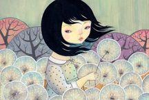 Dibujos e ilustraciones | Dibuixos i il•lustracions / Láminas,  ilustraciones, personajes infantiles y mucho más