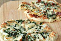 Pizzas & Flatbreads!
