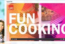 Fun Cooking on Usee TV / Yuk belajar dan praktek masak bersama Aiko Sarwosari di Fun Cooking. Langsung saja klik http://goo.gl/z8kifm