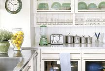 Kitchen look/kitchen flip / Ideas and inspiration to take a very outdated kitchen and make it a dream kitchen ...