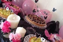 Mickey&minnie 2nd birthday party! / 2014年 お友達9人との合同での2歳のバースデーパーティ❤︎