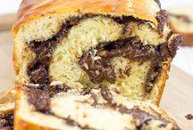 Cakes, Tarts & Sweet Breads
