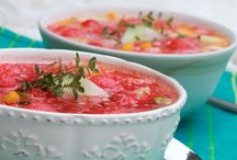 Soups / Soups of all kinds