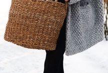 Вязание. Пальто