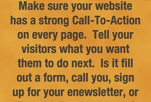 Online Marketing Quick Tips / Keystone Click's quick tips to improving your online marketing strategy. Learn how to be seen online, how to gain more followers, and how to get your message across to your followers.  / by Keystone Click