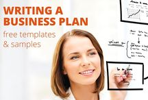 Writing a Business Plan / Whether you're writing a business plan for the first time or the fifth time, it doesn't have to be hard. In fact, if you write a lean plan or a one-page pitch first, you may find you actually enjoy it. You can start creating your business plan with our free business plan template or with a sample business plan from your industry.  If you have any questions, you can turn to one of our expert how-to guides on how to write a business plan for answers.