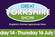 Great Yorkshire Show 2015 / Pictures from the Great Yorkshire Show situated on the Great Yorkshire Showground in Harrogate.  It is England's premier agricultural show.