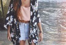 Boho Kimonos