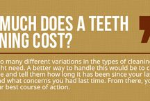 Dentistry FAQs / A collection of images which address the most common questions we see from clients.