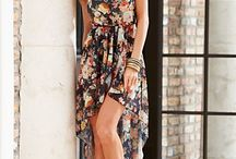 Trends We Love: High Low Dresses