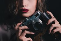with camera / i'm lovin' it