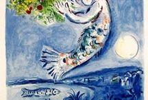 Marc Chagall / by Jo Elsner Kindler