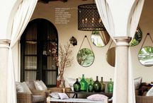 {Home} Outdoor Living / by Shannon Oleyar