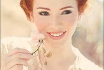 Wedding make-up / by Tessa S.