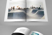 Magazine / magazine layouts en design