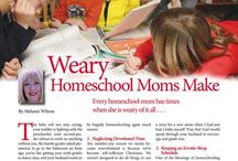 Homeschooling for mom / by Kelsi Rea