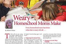 Homeschooling for mom