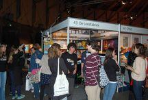 De Leesfabriek / Online platform voor lezende jongeren van 15-25 jaar.  Offline ontmoetingsplek voor jonge lezers in hun eigen stad of regio