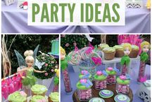 Sininho party ideas