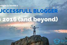 Blogging / Becoming a successful Developer through Blogging