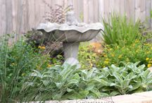 Outdoor gardening