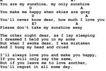 Songtekst