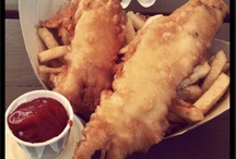 Fish n chips birthday 60th