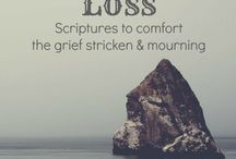 Loss of Loved One Verses