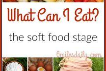Gastric sleeve food